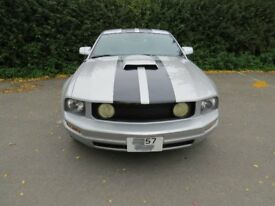Stunning 2007 Ford Mustang 4 Litre V6 auto only 60,000 miles Full MOT Recently Serviced