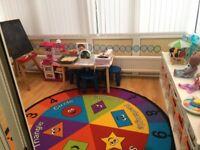 Ofsted registered childminder Garforth
