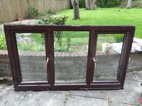 Zenith PVC double glazed windows.