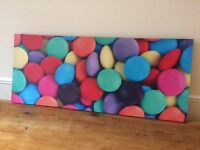 Large Candy Canvas
