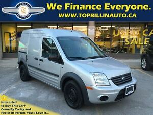 2012 Ford Transit Connect XLT E-tested & Certified, 2 YEARS WARR