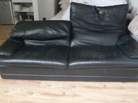 Danish sofa Malunga style,three seater