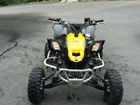 Can-am Ds 450 xmx 2014