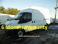 Ford Transit 2.2 TDCi 350 MWB High Roof 3dr