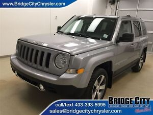 2016 Jeep Patriot High Altitude Package! Leather, Heated Seats,