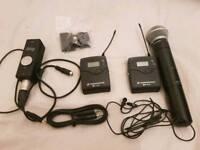 Sennheiser eW 100 G3 kit + Microphone SHURE SM58