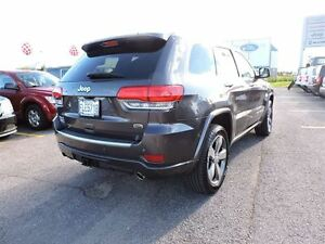 2015 Jeep Grand Cherokee OVERLAND, CRUISE ADAPTATIF, TOIT PANO,  West Island Greater Montréal image 5