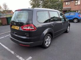 Ford Galaxy **cambelt done** **comprehensive history***