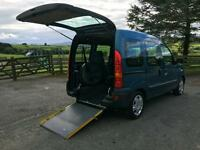 2009 Renault Kangoo Wheelchair Accessible Vehicle WAV, Like New!