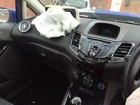Ford fiesta 1.0 ecodynamic (salvage repairable)