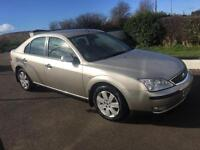 2005 FORD MONDEO SILVER 2.0 TDCI