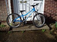 """LAND ROVER, MOUNTAIN BIKE, 24"""" ALLOY WHEELS, ALLOY FRAME, NEW PARTS, SERVICED."""