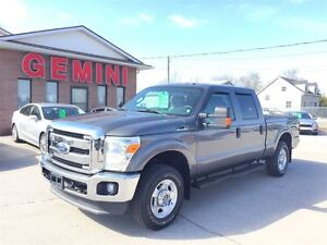 2012 Ford F-250 XLT 4x4 Special Edition Crew Cab Bluetooth