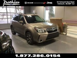 2014 Subaru Forester 2.0XT Touring | LEATHER | SUNROOF |  HEATED