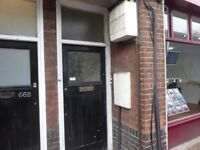 1 Bed Studio Flat to rent - Universal Credit and DSS Applicants welcome