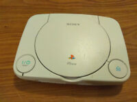 PSone Slim Replacement Console-only (works, no leads or plug) PS One PS1