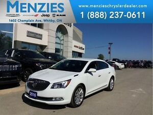 2016 Buick LaCrosse Leather, Bluetooth, Backup Cam, Clean Carpro
