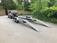 Car transporter Trailor fully galvanised heavy duty trailer