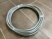 10mm twin and earth power cable - 11 metres (new colours)
