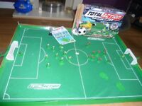 Total Action Football Game (on wooden board)