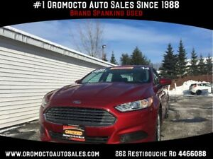 2014 Ford Fusion 29540 KM, 1 OWNER, REMOTE START