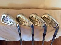 Callaway Razr X Forged Irons - 4-PW
