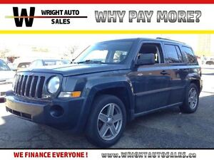 2008 Jeep Patriot NORTH EDITION| 4X4| HEATED SEATS| CRUISE CONTR Kitchener / Waterloo Kitchener Area image 1