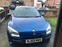 Renault Megane Dymanique 1.5 Diesel. £30 Road Tax. TomTom Edition