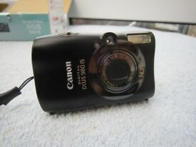 canon ixus 980 is digital camera