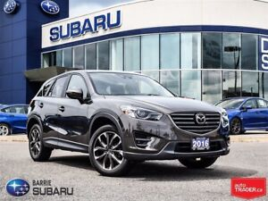 2016 Mazda CX-5 GT AWD, leather, roof, nav