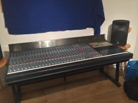 Amek Angela 28 Channel Vintage Analogue Mixing Console Recently Serviced