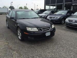 2004 Saab 9-3 LINEAR,AUTO,safety e/t+3 YEARS warranty included