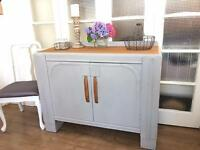 ART DECO SIDEBOARD FREE DELIVERY LDN🇬🇧CHEST/SHABBY CHIC TV TABLE