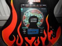 CD / Radio guitar stereo