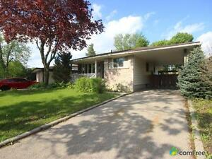 $439,000 - Bungalow for sale in Waterloo