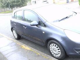 VAUXHALL CORSA SPECIAL 1.3 CDTI ECO-FLEX 5 DOOR MET BLUE 1 OWNER FULL SERVICE HISTORY VERY CHEAP TAX