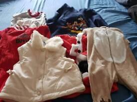 Clothing bundle age 3-6 months