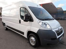 * FINANCE ME! NO VAT! * Citroen Relay 2.2HDi LWB Panel Van - only 77K From New and Only 1 Owner!