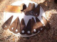 metal blades