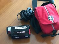 Toshiba Full HD Camcorder