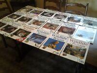 52 Copies Of Wildlife Of Britain Magazines-Get To Know Your Countryside And Garden Wildlife