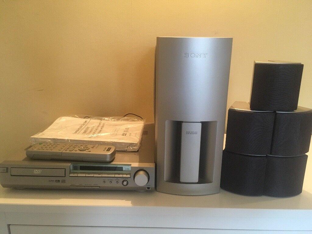 Sony DAV S300 DVD