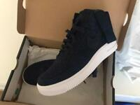 Unique Nike Air Force trainers size7 100% genuine