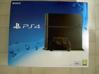 Brand New Sealed Sony Playstation 4/PS4 500gb £200 ono **BARGAIN**