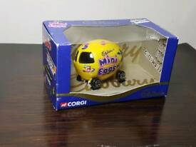 CORGI CADBURYS MINI EGGS BOXED CAR