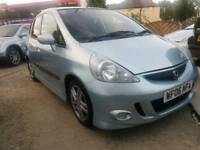 2006 AUTO HONDA JAZZ SPORTS – DRIVES GOOD – IMMACULATE CONDITION