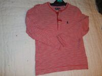 Joules Long Sleeved Top. As new, worn twice! Age 5 yrs