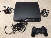 Playstation 3 Slim 320GB w/ 1 controller £75 or best offer
