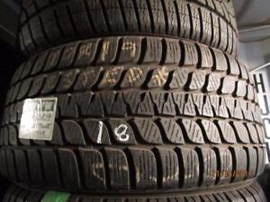 245/45R19 ONLY USED BRIDGESTONE WINTER TIRE