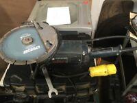 Bosch 110v Angle Grinder